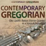 contemporary gregorian borító